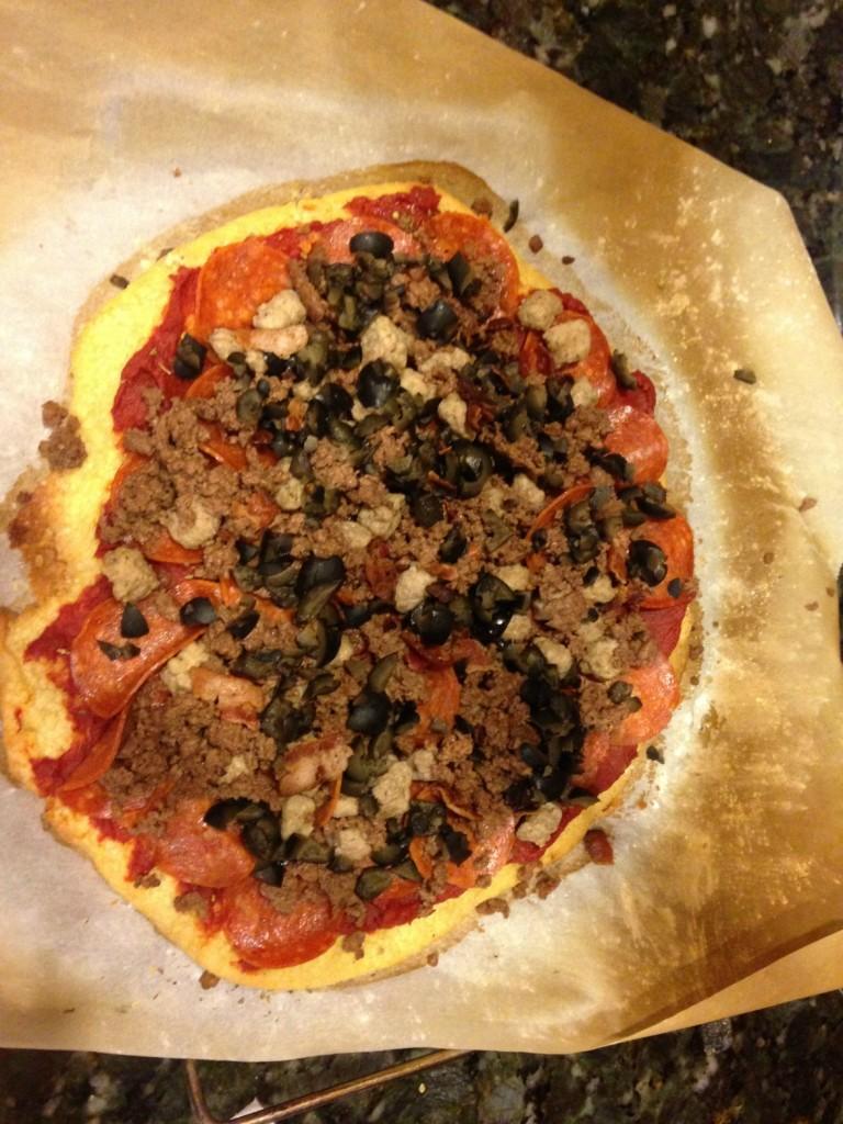 Pizza / Tiffanyaolson.com