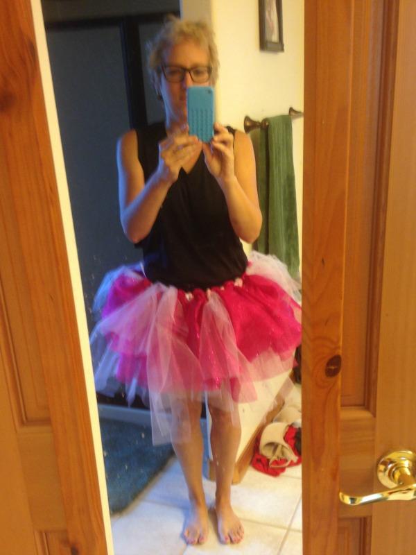 Pink Tutu / Tiffanyaolson.com
