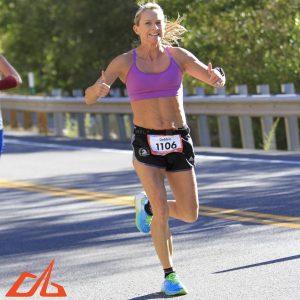 Debbie the Running Queen / TiffanyAOlson.com