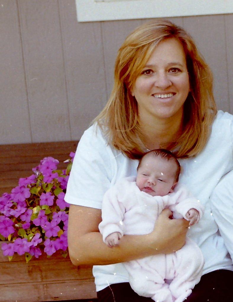 Nat 2 Weeks Old / TiffanyAOlson.com