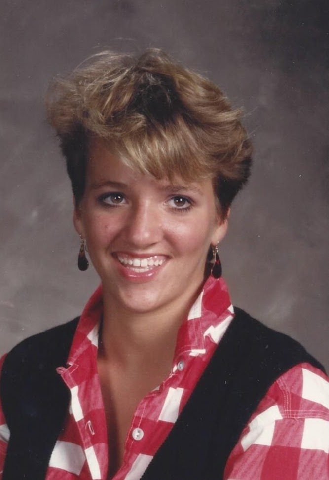Tiffany - Age 15 1985 / TiffanyAOlson.com