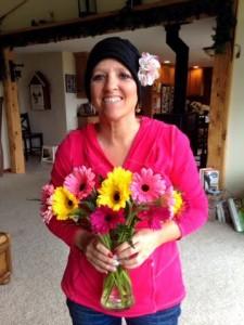 Flowers from Katrina