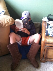 Bridger Reading1