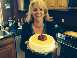 Easter Cake 2014 / Tiffanyaolson.com