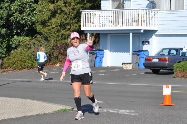 1/2 Marathon 2010 / Number Your Days