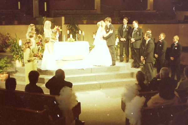 Our Wedding 2000 / Number Your Days
