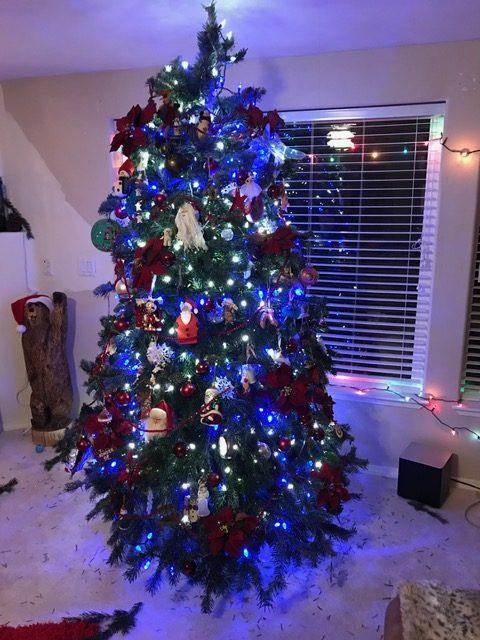 Tree 2016! TiffanyAOlson.com