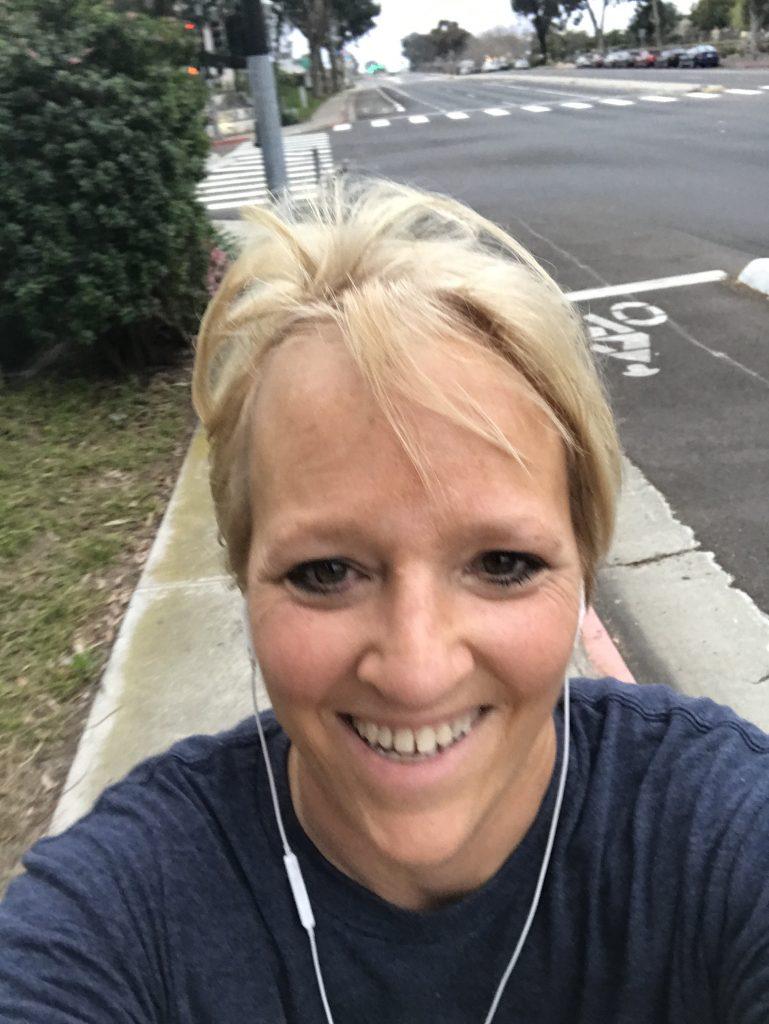 San Diego run / TiffanyAOlson.com