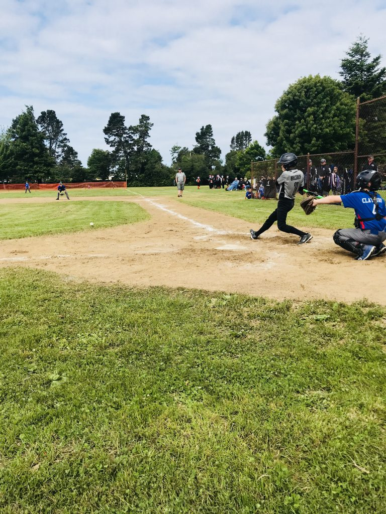 B Baseball 2018 / TiffanyAOlson.com